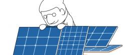 Verschattung bei Photovoltaik