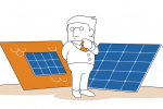 Photovoltaikanlage: volles Dach oder auf mich optimiert?
