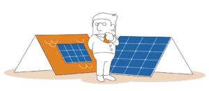 Photovoltaikanlage: Module auf mich optimiert oder volle Dachfläche einsetzen?