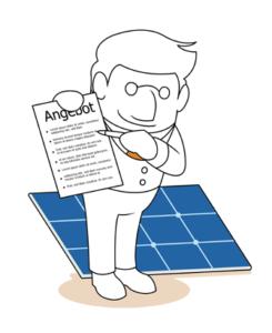 Photovoltaik Angebote: Detailliert und genau muss es sein