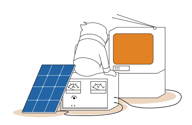 Der Eigenverbrauch einer Photovoltaikanlage