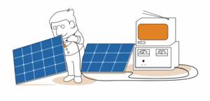 Wirtschaftlichkeit einer PV-Anlage durch ausgewählte Moduleigenschaften erhöhen