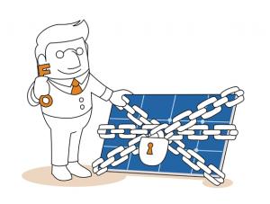 Diebstahlschutz: Künstliche DNA für Photovoltaik Module