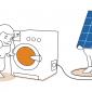 Photovoltaikmodul für die Steckdose