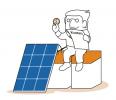 Hagelschaden an der Photovoltaikanlage – Was tun?