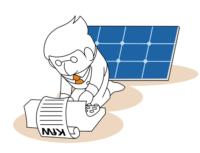 Förderung für die Installation von Solarthermieanlagen