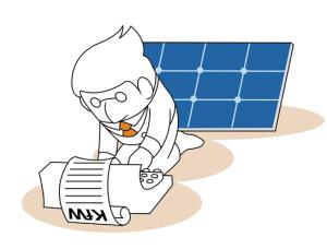Foerderung für die Installation von Solarthermieanlagen